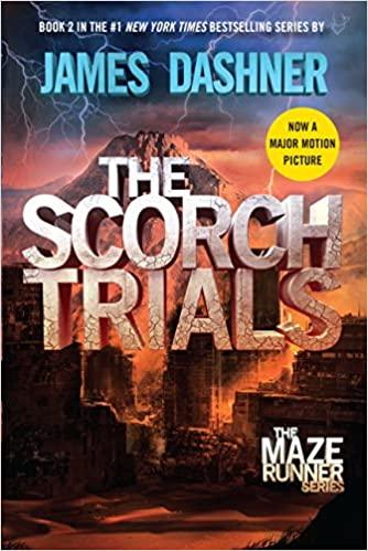 James Dashner - The Scorch Trials (Maze Runner, Book 2) Audiobook Download