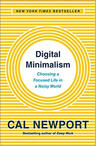 Cal Newport - Digital Minimalism Audiobook Download