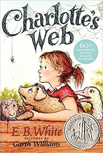 E. B White - Charlotte's Web Audiobook Free
