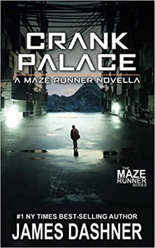 James Dashner - Crank Palace Audiobook Download