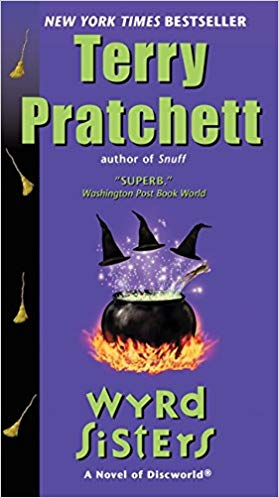 Wyrd Sisters Audiobook by Terry Pratchett Free