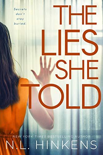 N.L. Hinkens - The Lies She Told (A psychological suspense thriller) Audiobook