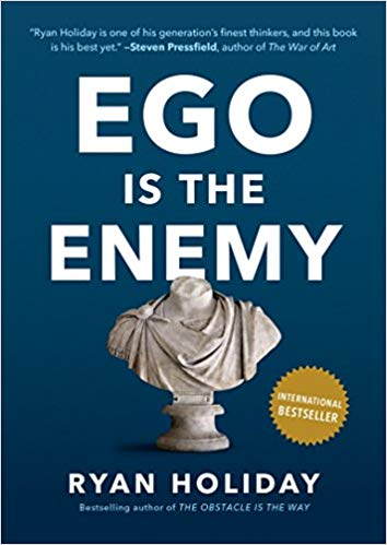Ryan Holiday - Ego Is the Enemy Audio Book Free
