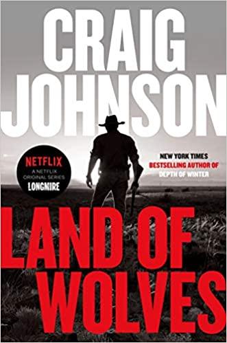 Craig Johnson - Land of Wolves Audiobook Free