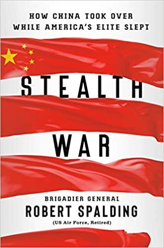 Robert Spalding - Stealth War Audio Book