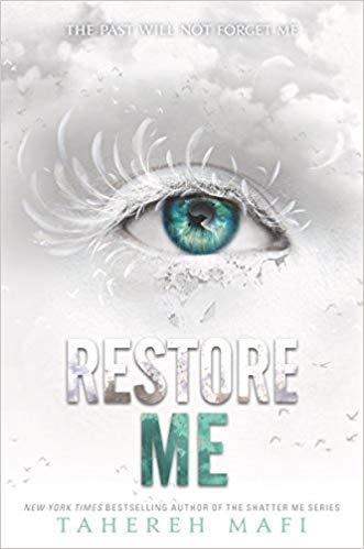Tahereh Mafi - Restore Me Audio Book Free