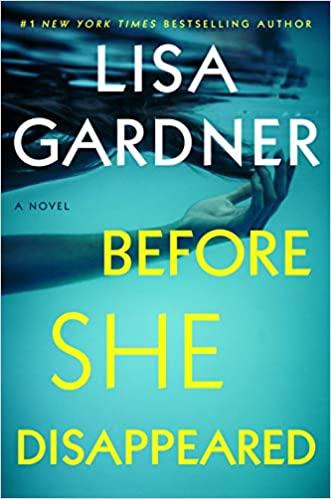 Lisa Gardner - Before She Disappeared Audiobook ONLINE