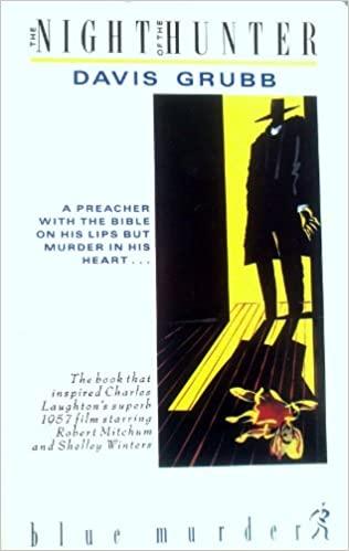 Davis GRUBB - The Night of the Hunter Audio Book Free