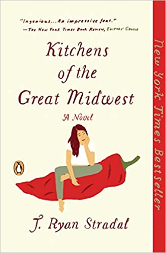 J. Ryan Stradal - Kitchens of the Great Midwest Audio Book Free