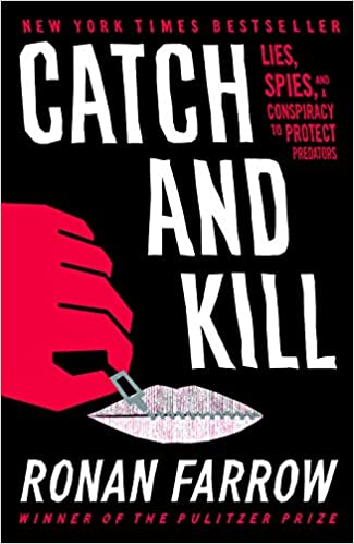 Ronan Farrow - Catch and Kill Audiobook Free