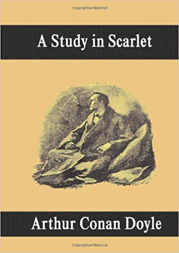 A Study in Scarlet Audiobook Online