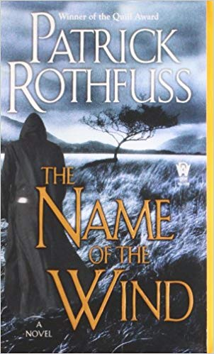 Patrick Rothfuss The Name of the Wind Audiobook