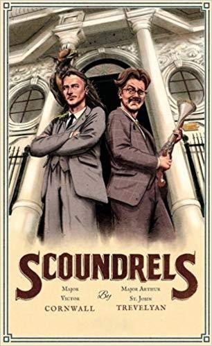 St. John Trevelyan Victor Cornwall - Scoundrels Audiobook