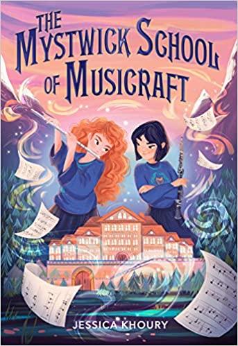 Jessica Khoury - The Mystwick School of Musicraft Audiobook