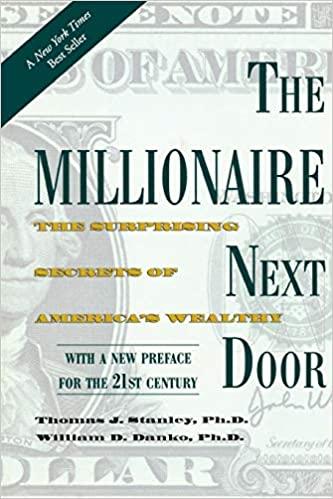 Thomas J. Stanley - The Millionaire Next Door Audio Book Download