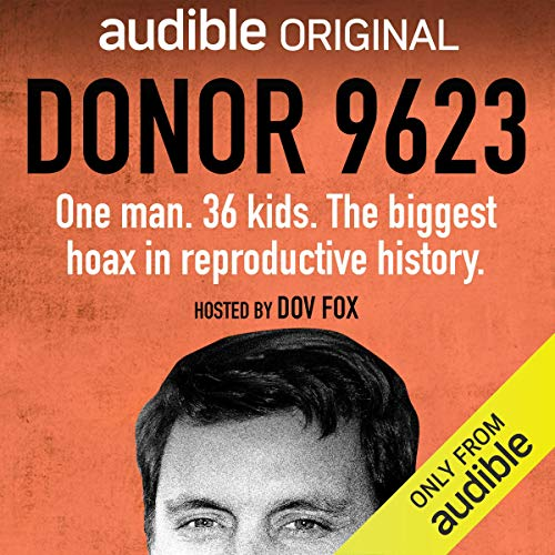 Donor 9623Dov Fox - Donor 9623 Audiobook Download