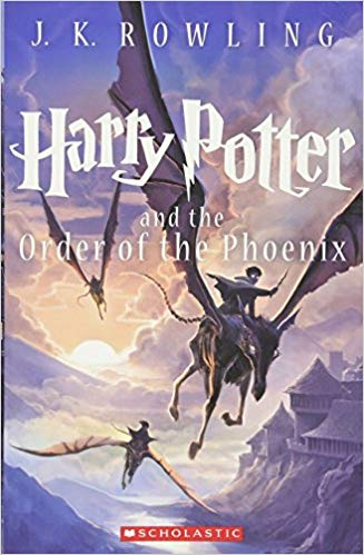 J.K. Rowling - Harry Potter and the Order of the Phoenix Audio Book Free