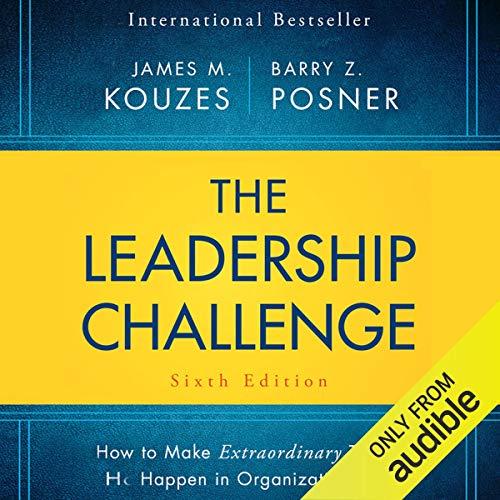 James M. Kouzes - The Leadership Challenge Sixth Edition Audio Book Free