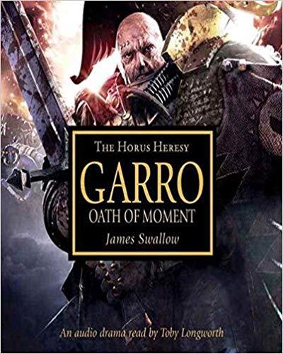 Garro Oath of moment Audiobook