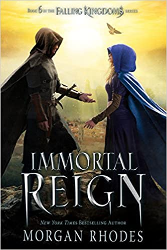 Morgan Rhodes - Immortal Reign Audio Book Free