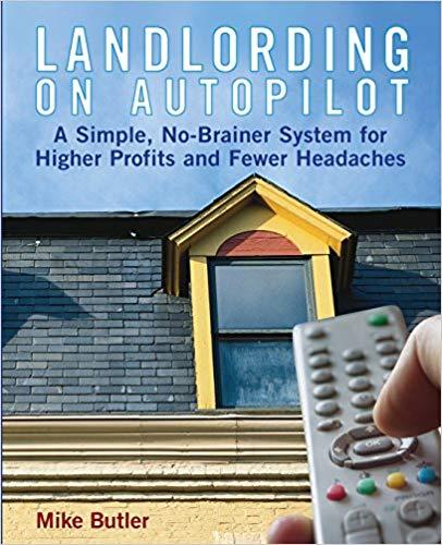 Mike Butler - Landlording on Autopilot Audio Book Free