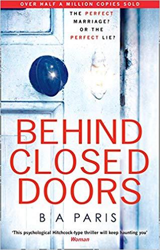 Behind Closed Doors Audiobook by B. A. Paris Free