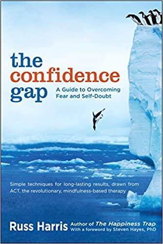 Russ Harris - The Confidence Gap Audiobook Streaming