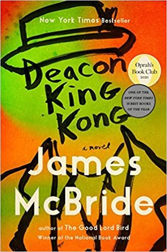 James McBride - Deacon King Kong Audiobook Stream