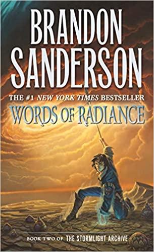 Brandon Sanderson - Words of Radiance Audiobook Free