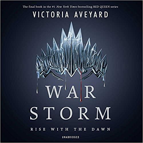 Victoria Aveyard - War Storm Audiobook Download
