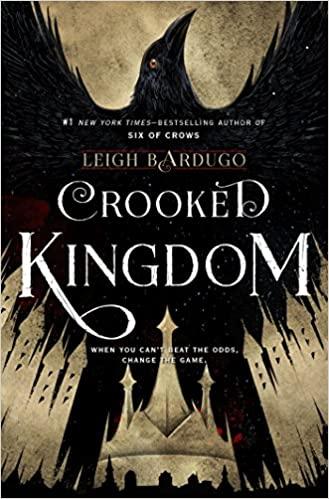 Leigh Bardugo - Crooked Kingdom Audio Book Free