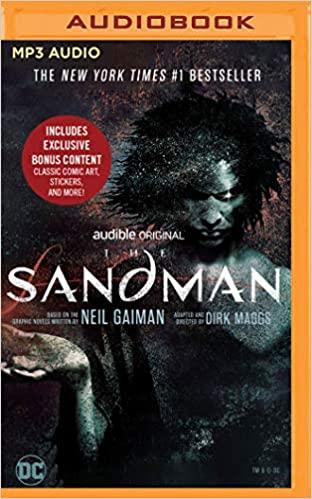 Neil Gaiman, Dirk Maggs - The Sandman Audiobook Streaming
