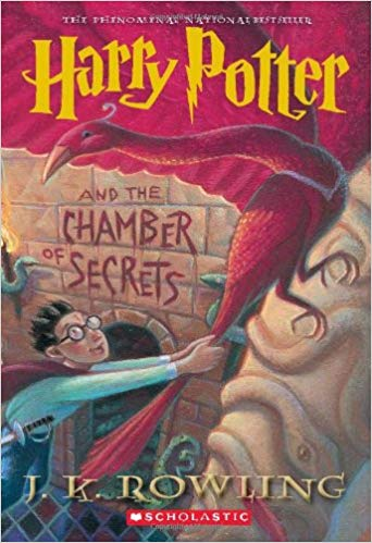 J. K. Rowling - Harry Potter and the Chamber of Secrets Audio Book Free