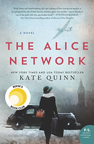 Kate Quinn - The Alice Network Audio Book Free
