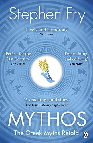 Mythos: The Greek Myths Retold (Stephen Fry's Greek Myths Book 1) by [Stephen Fry] Audiobook Free