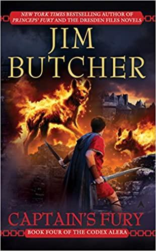 Jim Butcher - Captain's Fury Audio Book Free