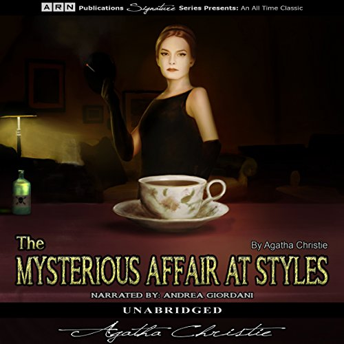 The Mysterious Affair at Styles Audiobook By Agatha Christie Audio Book