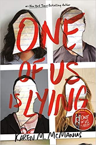 Karen M. McManus - One of Us Is Lying Audiobook Download