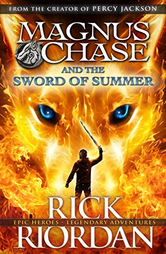 Magnus Chase and the Sword of Summer (Book 1) (Magnus Chase and the Gods of Asgard) by [Rick Riordan] Audio Book Download