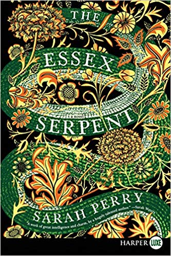 Sarah Perry - The Essex Serpent Audio Book Free